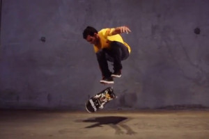 Kilian Martin in Slow Motion
