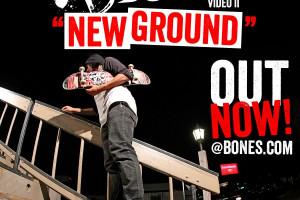"""""""NEW GROUND""""!!"""