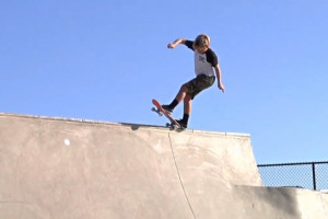 Shane Borland at Oceanside Skatepark