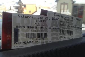 Sundance Film Festival off day