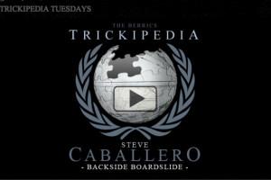 Trickipedia Tuesdays with Steve Caballero