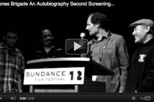 Video clip from Sundance