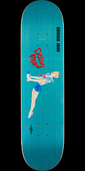 Powell Peralta Daisy May Limited Edition Reissue Skateboard Deck - 8 x 32.125