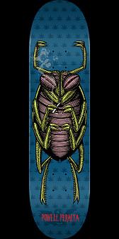 Powell Peralta Roach Skateboard Deck Blue - 8.25 x 31.95