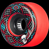 Powell Peralta Snakes 69mm Red 4pk