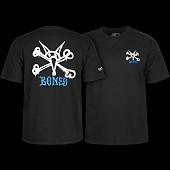 Powell Peralta Rat Bones T-shirt - Black