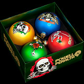 Powell Peralta 2016 Holiday Ornaments 4pk