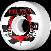 Powell Peralta Park Ripper 60mm PF Wheels 4pk