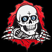 """Powell Peralta Ripper Patch 4"""" Single"""