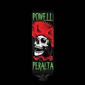 Powell Peralta Te Chingaste Skateboard Deck Red - 8 x 31.45
