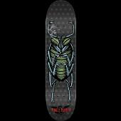 Powell Peralta Roach Skateboard Deck Grey - 8.5 x 32.08