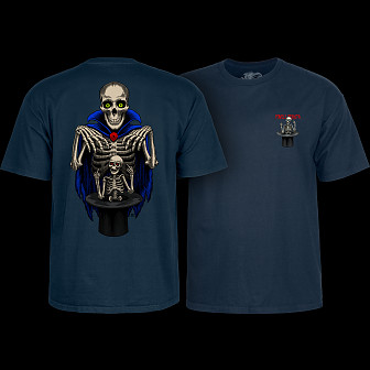 Powell Peralta Blair Magician Navy T-shirt