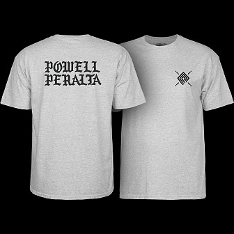 Powell Peralta PPP Burst Grey T-shirt