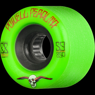 Powell Peralta G-Slides 59mm Green 4pk