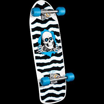 Powell Peralta OG RIpper Complete Skateboard White - 10 x 31