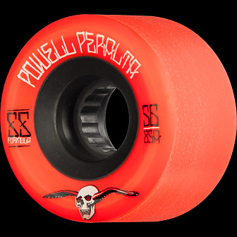 Powell Peralta G-Slides 56mm Red 4pk