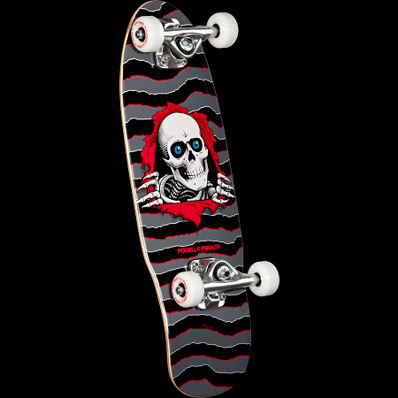 Powell Peralta Complete Skateboard Assembly Mini Ripper 4 - 7.5 x 24