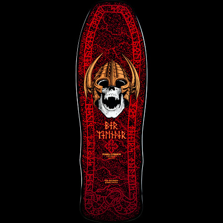 Powell Peralta Per Welinder Nordic Skull Skateboard Deck Blk/Red - 9 ...Zippy The Pinhead Costume
