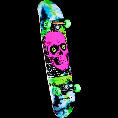 Powell Peralta Ripper Complete Skateboard Tie Dye - 7.75 x 31.75