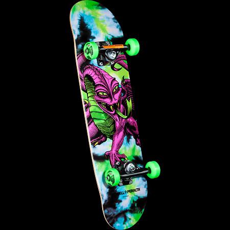 Powell Peralta Cab Dragon Complete Skateboard Tie Dye - 7.5 x 28.65