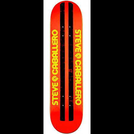 Powell Peralta LIGAMENT Pro Steve Caballero Faux Beamer Skateboard Deck - 8 x 32.125