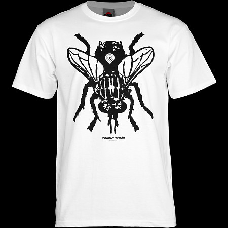 Powell Peralta Fly T-shirt - White