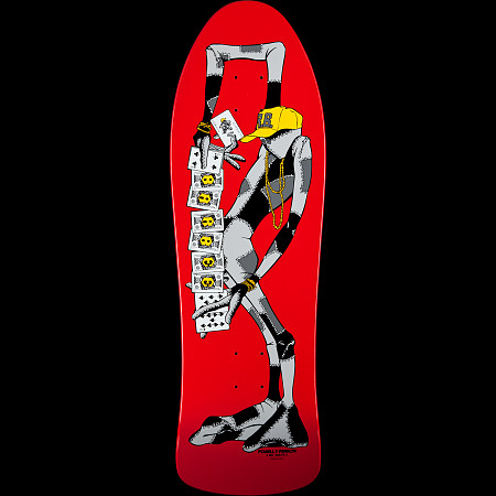 Powell Peralta Ray Barbee Ragdoll Skateboard Deck - 10 x 31.875
