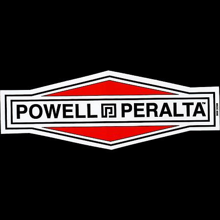 Powell Peralta Diamond Logo Sticker (Single)