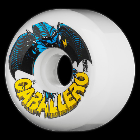 Powell Peralta Caballero Dragon 58mm SPF (4 pack)
