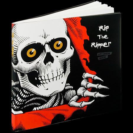 Rip The Ripper Book (Softcover)