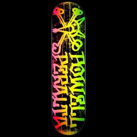 Powell Peralta LIGAMENT Vato Rat 2 Skateboard Deck - 8.25 x 32.5