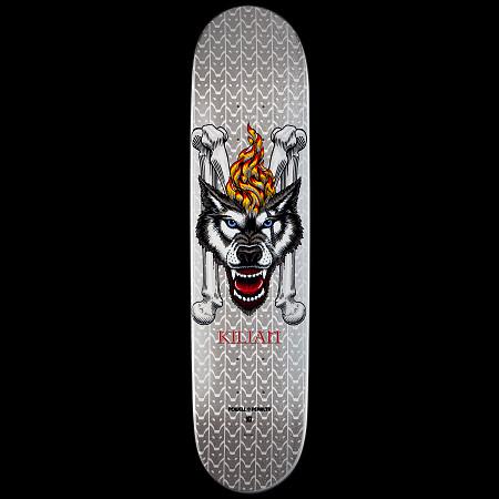 Powell Peralta LIGAMENT Pro Kilian Martin Wolf 2 Skateboard Deck - 7.75 x 31.75