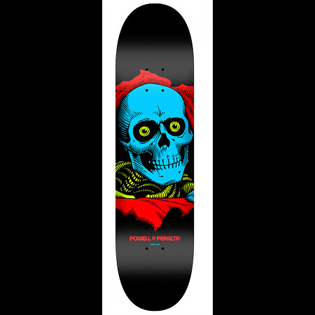 Powell Peralta Blacklight Ripper Skateboard Deck - 8 x 32.125