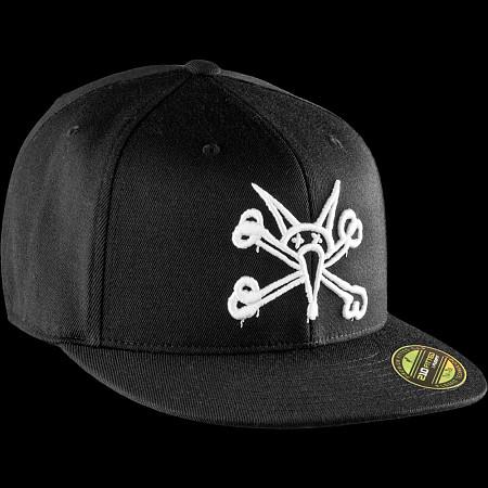 Powell Peralta Vato Rat Flex-Fit Cap - Black